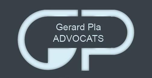 Logotip Gerard Pla Advocats